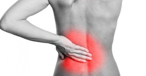 durerile in zona lombara dreapta artroza posttraumatică a gradului 2 al articulației genunchiului