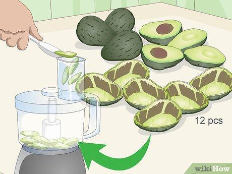 preparare articulară de avocado