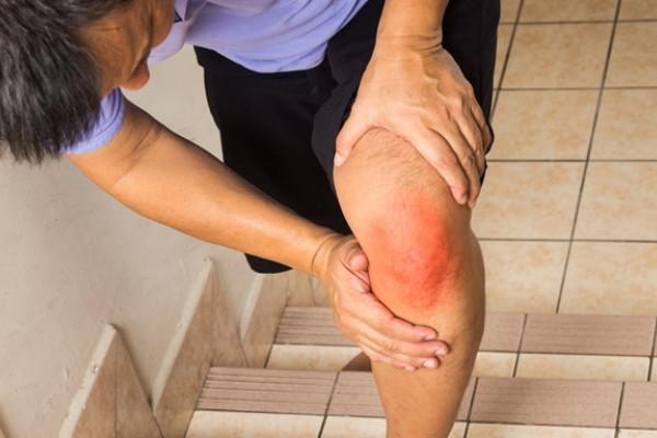 Dureri palpitante ale genunchiului