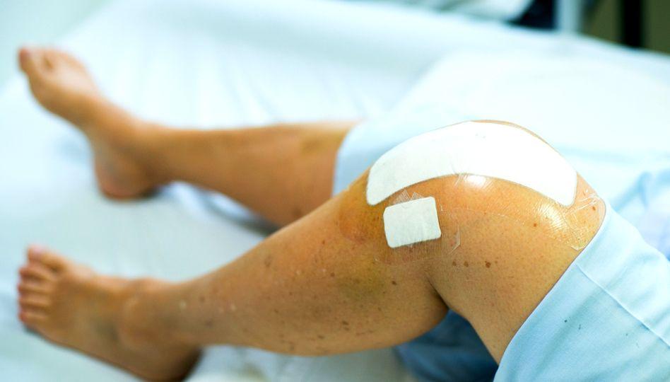 ce vitamine să luați cu artrita articulației genunchiului