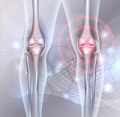 dureri de cusături în articulația genunchiului