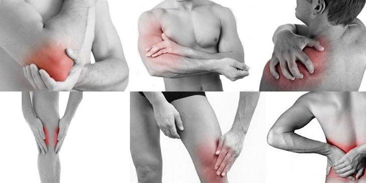 cum să înțeleg articulațiile sau mușchii răniți oboseala palpitații cardiace