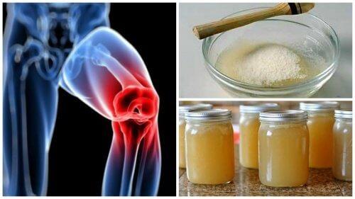 gelatina ajută la durerile articulare cum să tratezi inflamația tendonului în articulația șoldului