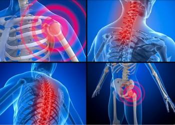 durere deasupra articulației gleznei