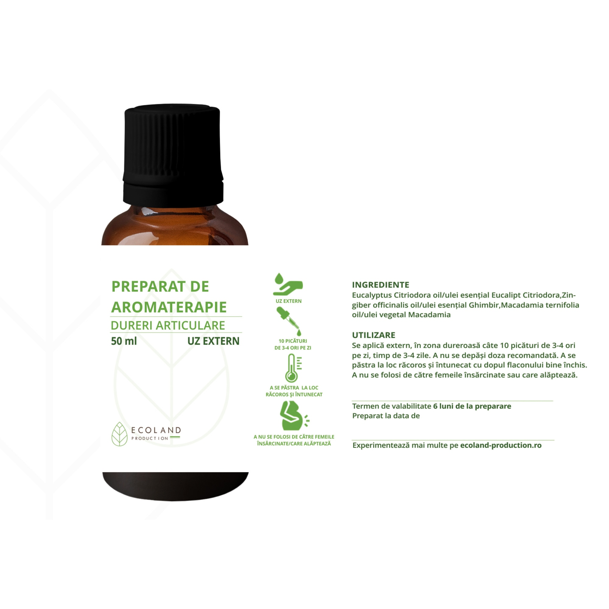 Aromaterapie pentru dureri articulare
