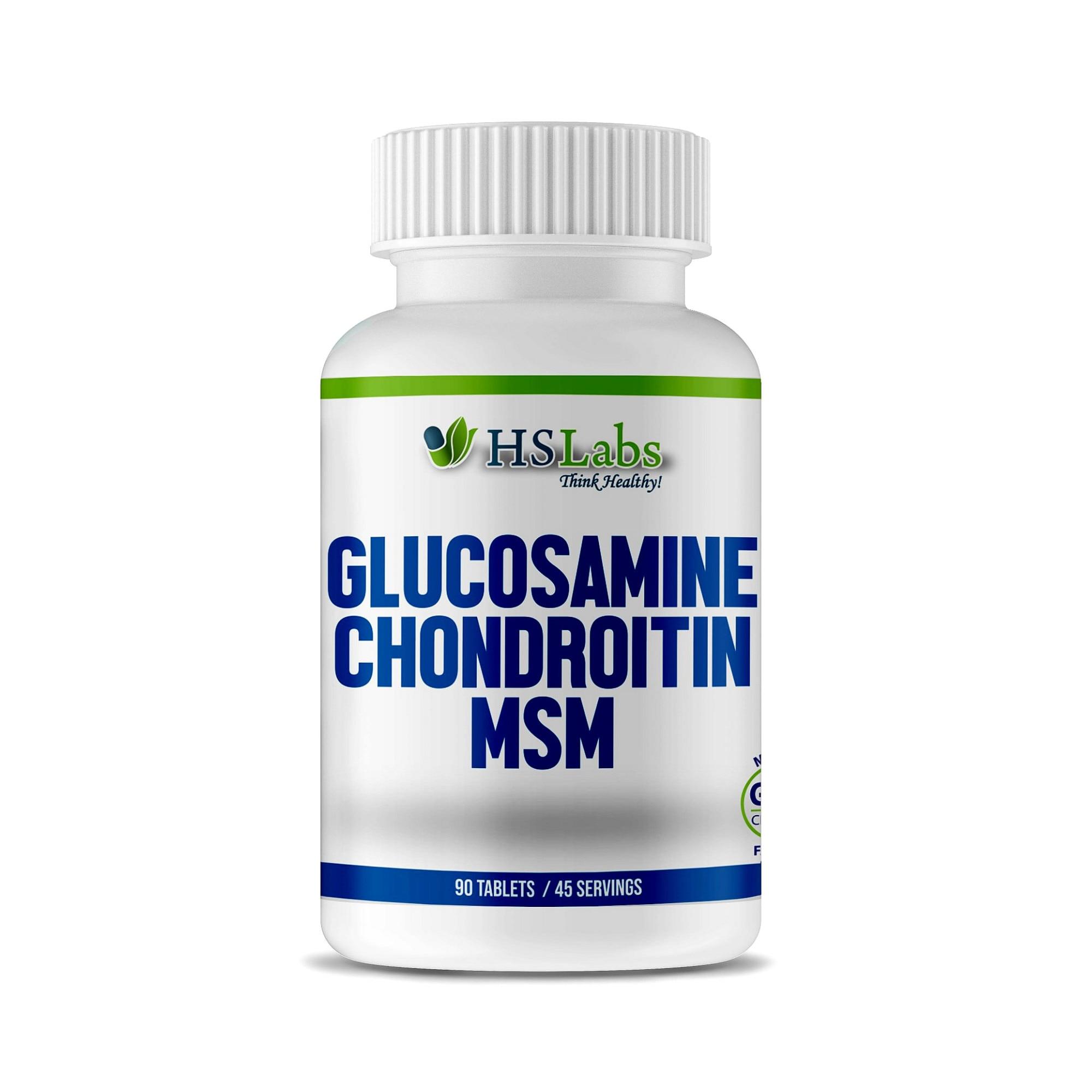 condroitină lichidă și glucozamină
