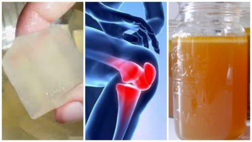 gelatina ajută la durerile articulare inflamația articulațiilor încheieturii