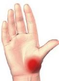 degetul mare pe mână doare articulația