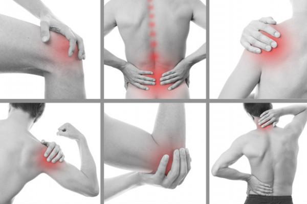 genunchii răniți decât articulațiile