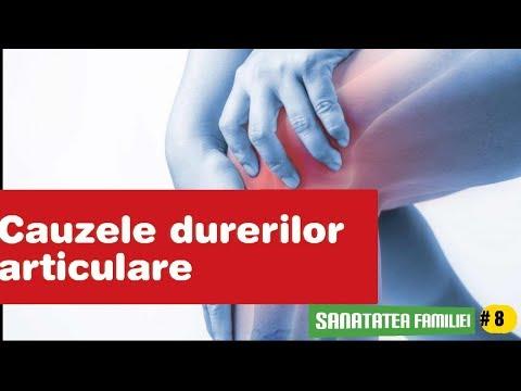 Recenzii din tratamentul artrozei articulației șoldului, Dureri articulare și infecție