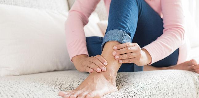 articulațiile picioarelor doare după cezariană