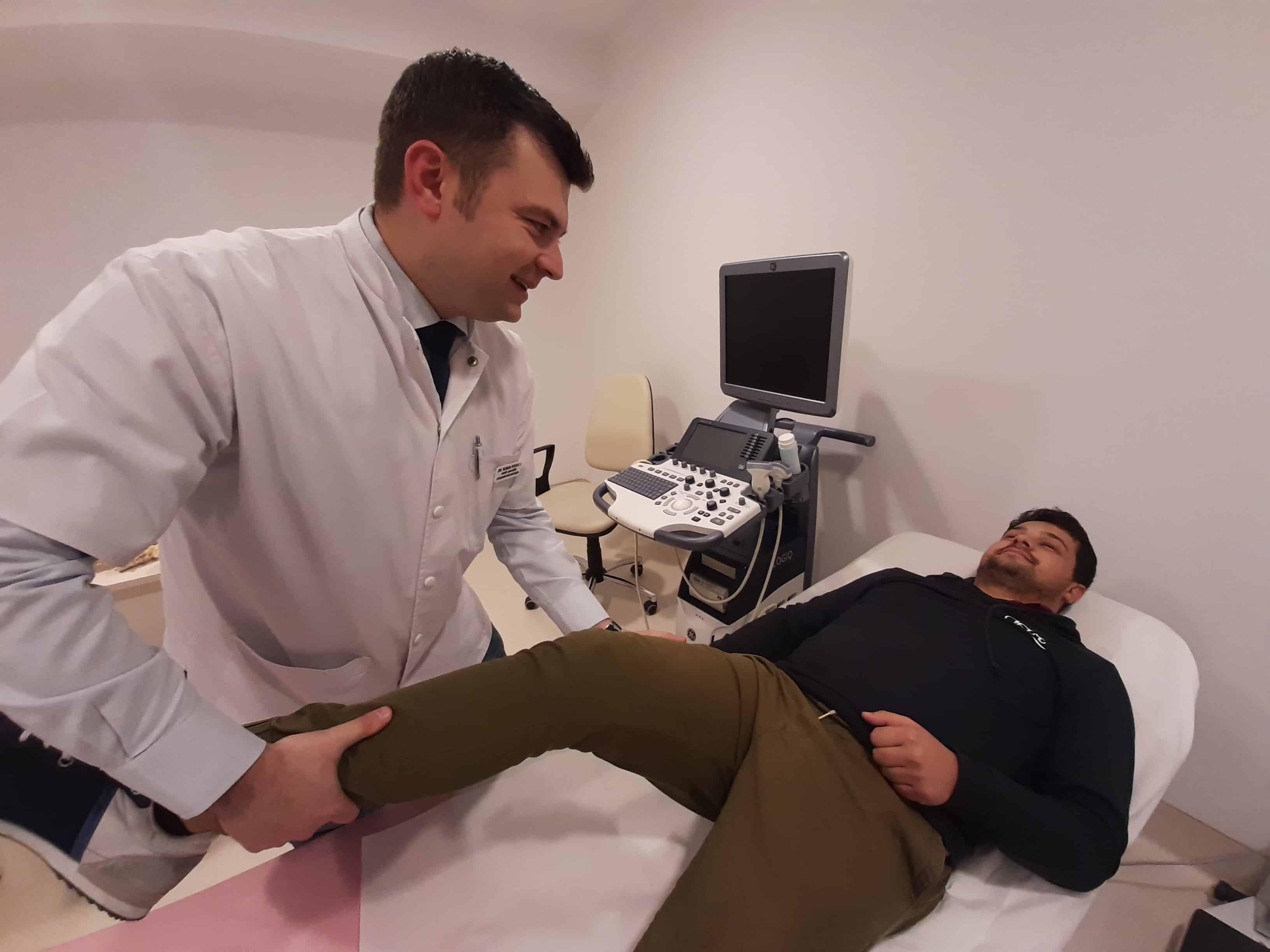 dureri de artrită la genunchi