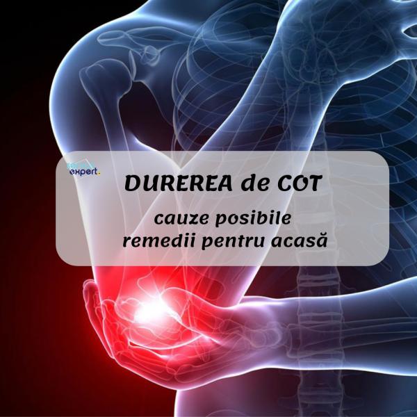ce provoacă o durere articulară pe braț