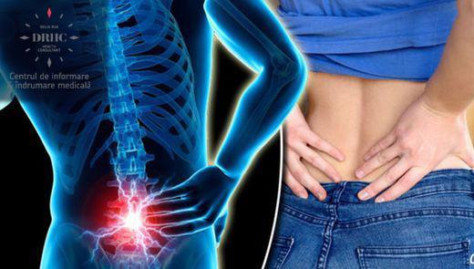 tratament articular și al coloanei vertebrale