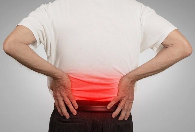 osteochondroza unguentului inferior al spatelui