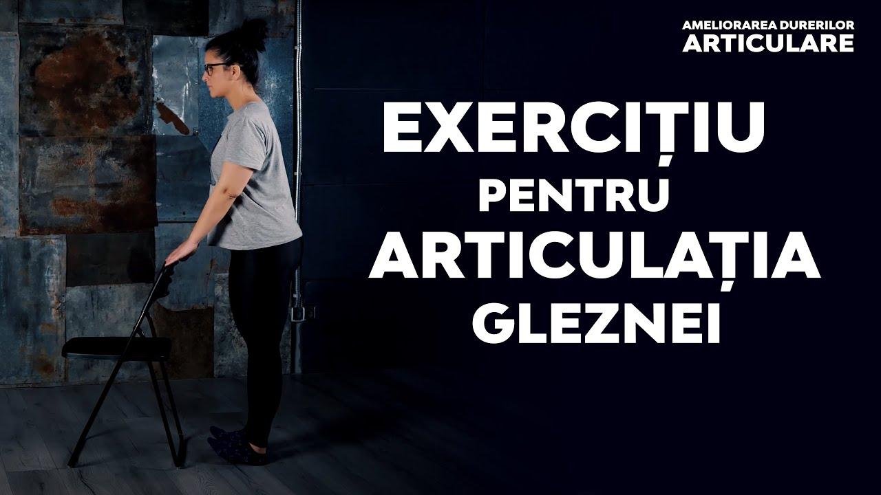 tratamentul durerilor articulare la nivelul gleznei tratament de vindecare a articulațiilor