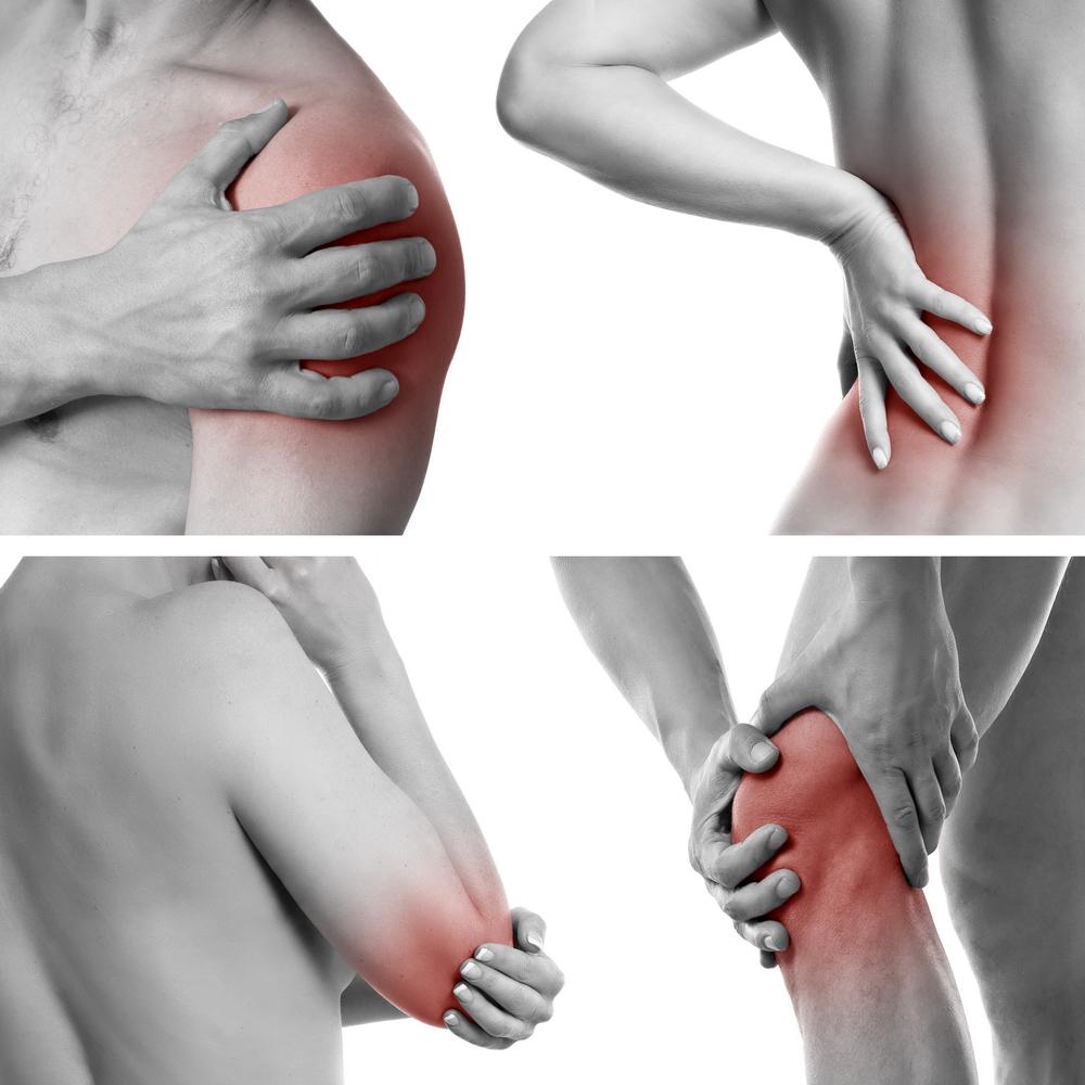 coatele și articulațiile degetelor doare